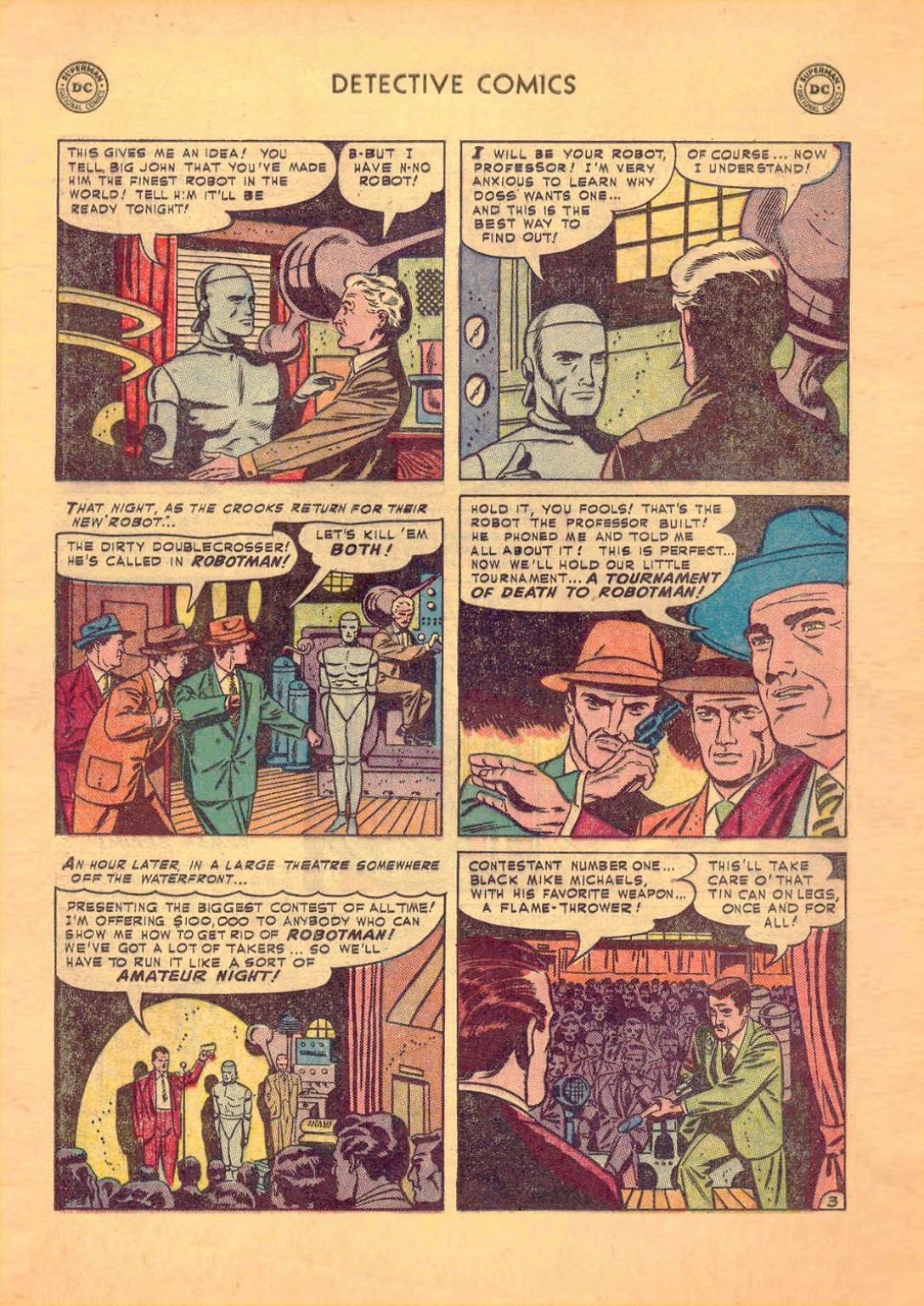 Read online Detective Comics (1937) comic -  Issue #182 - 25