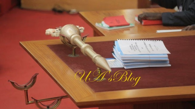 Stolen Mace: Panel Submits Report