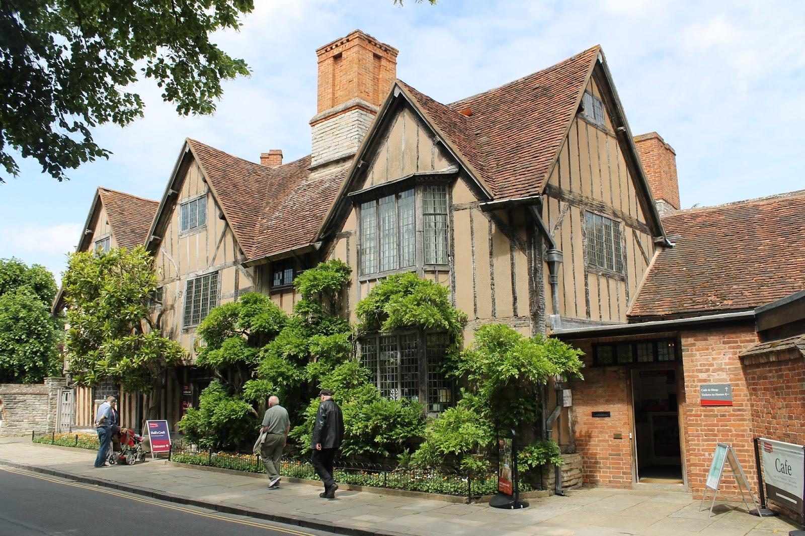 JibberJabberUK: Stratford-upon-Avon - A Shakespeare Tour