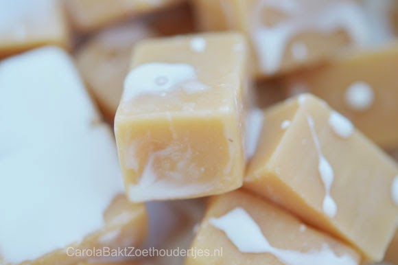 karamel snoepjes