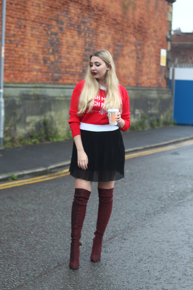 christmas jumpers prettylittlething