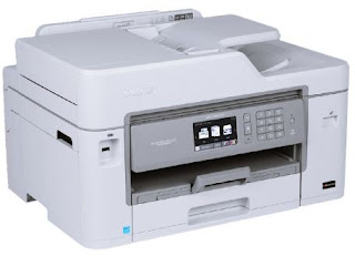 Brother MFC-J5830DW XL Printer Driver Download - Windows, Mac, Linux
