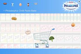 KRAFT and Blippar make grocery shopping fun! #saycheeseburger #shop