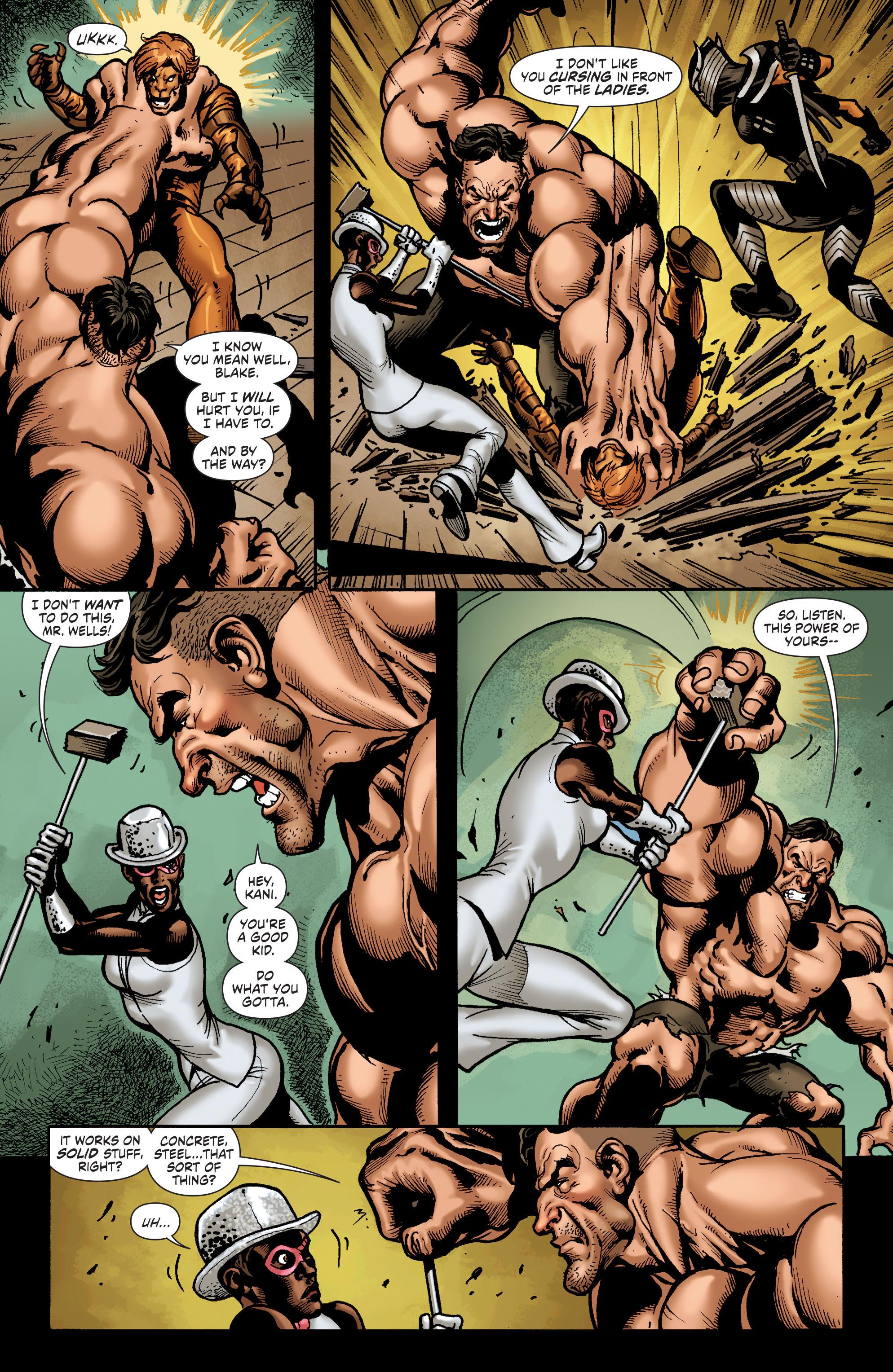Read online Secret Six (2015) comic -  Issue #6 - 16
