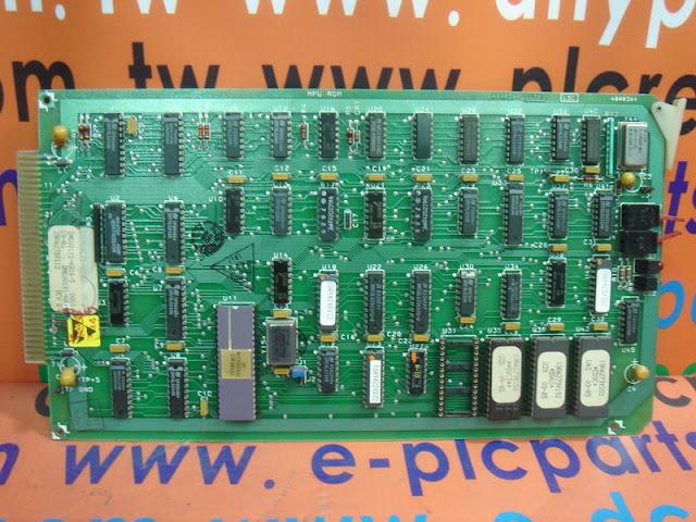 FISHER ROSEMOUNT DM6011X1-KA14-5 /39A4278X112 MPU ROM