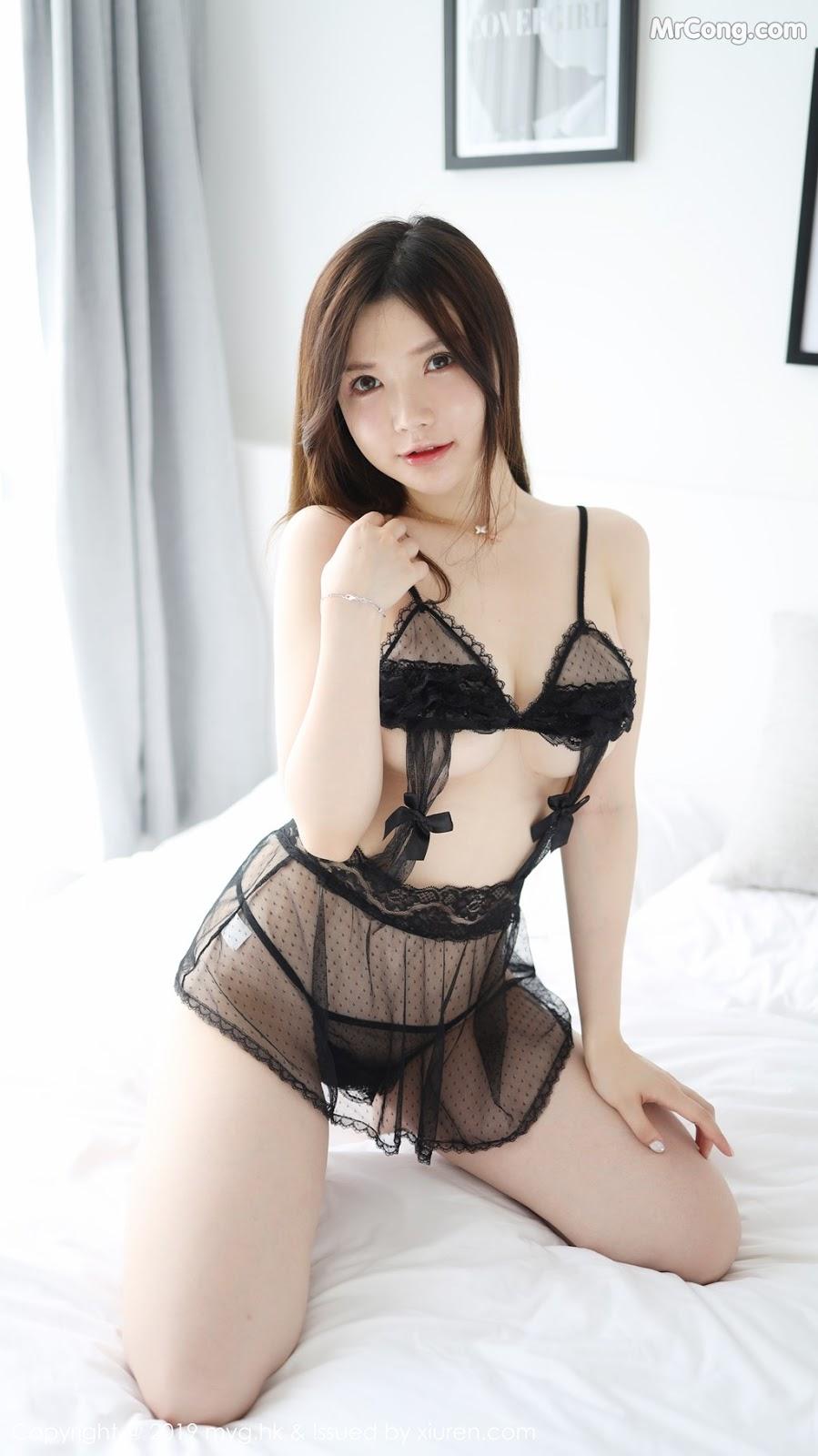 Image MyGirl-Vol.404-Mini-MrCong.com-004 in post MyGirl Vol.404: 糯美子Mini (48 ảnh)