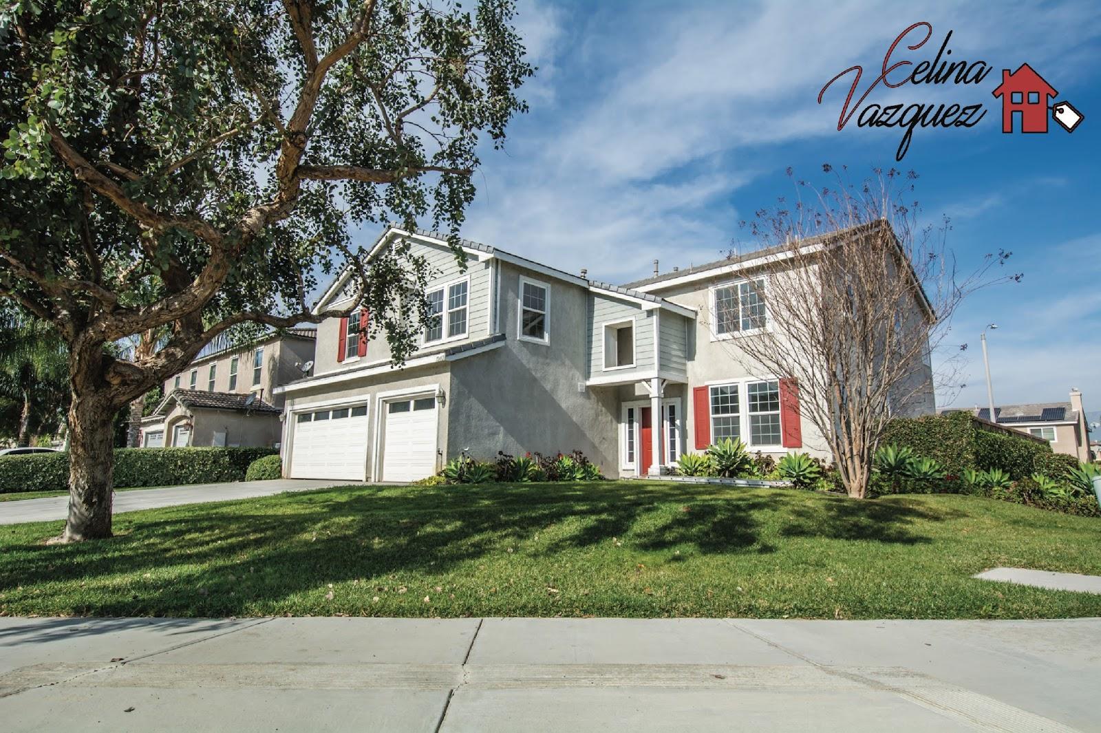 5 Bedroom House For Rent In Eastvale California