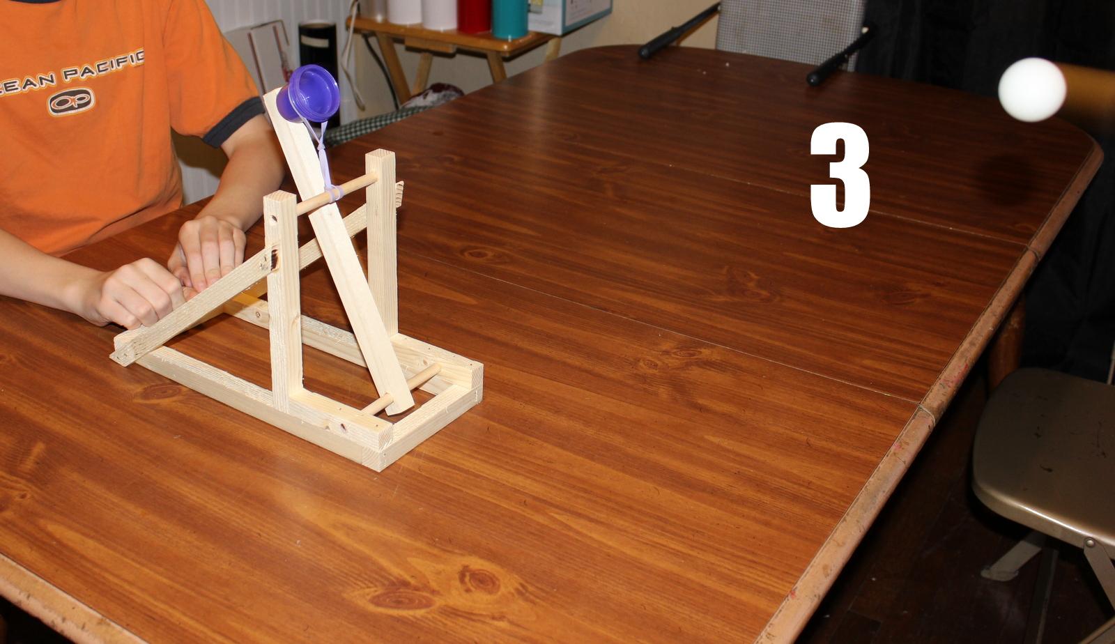 School Project Catapult Ideas