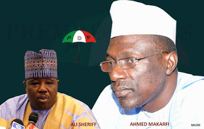 PDP Crisis: Supreme Court Rules In Favour Of Makarfi As It Dismisses Sheriff's Application