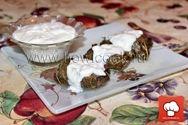 рецепт как приготовить вкусную долму кавказскую