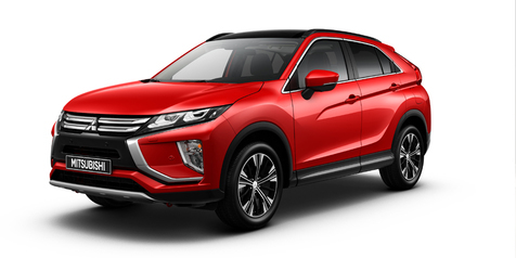 HARGA SUV Eclipse Cross