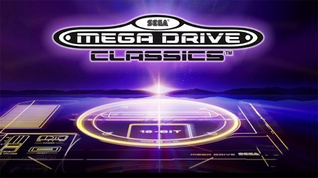 الإعلان رسميا عن تجميعة Sega Mega Drive Classics  و هذا موعد إصدارها