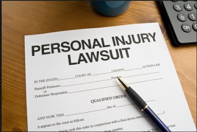 Personal Injury Law for paralegals