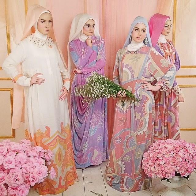 Trend Busana Muslim Dian Pelangi 2015