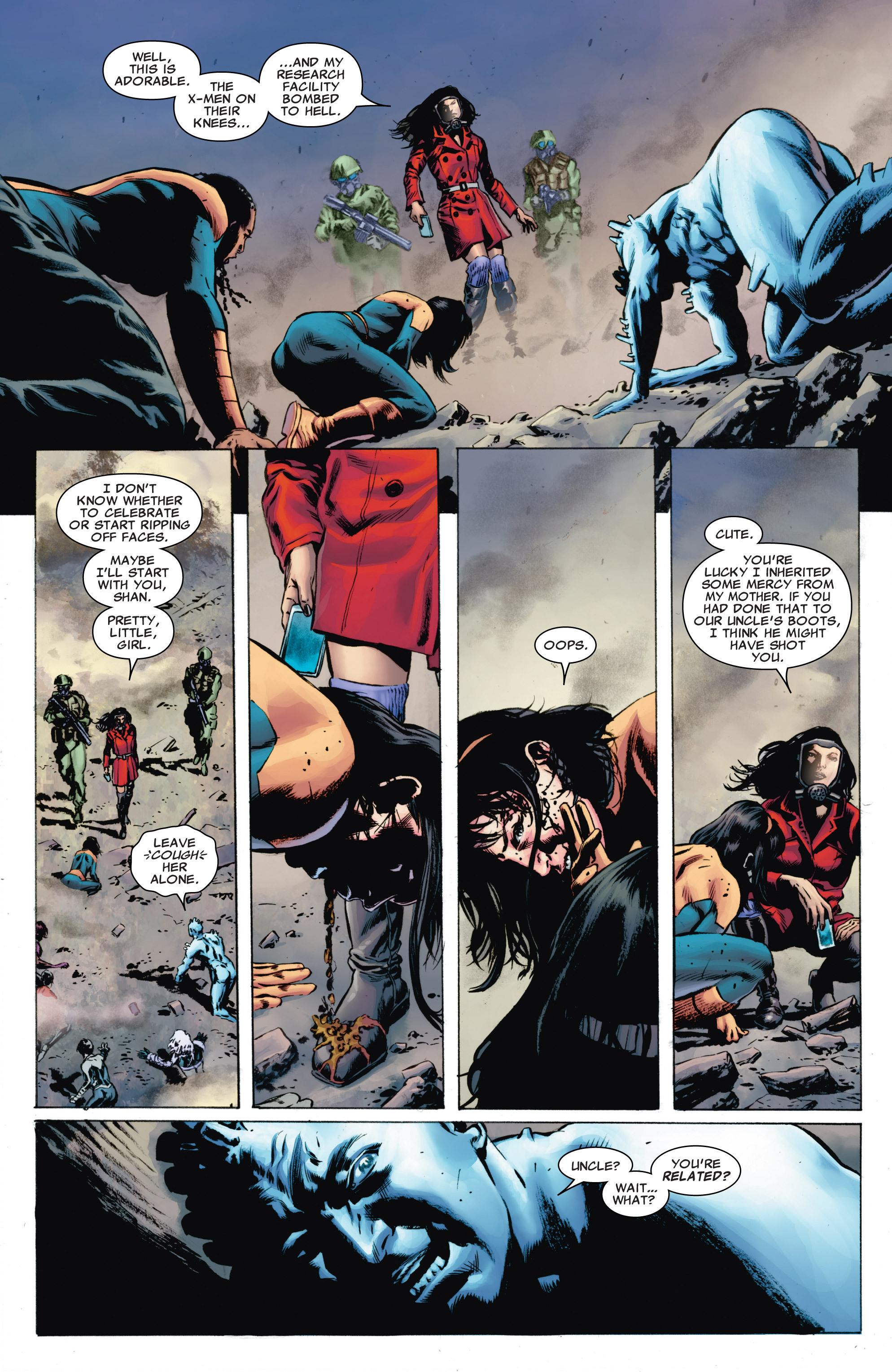 Read online Astonishing X-Men (2004) comic -  Issue #54 - 10