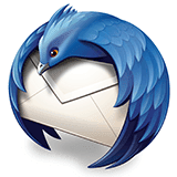 Thunderbird logo FileSeries FS