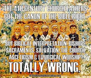 Selon les idées modernes, l'Église se tromperait sur tout!