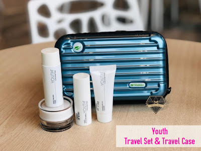 Youth Travel Set And Travel Case
