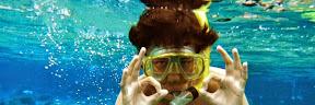 Snorkeling ke Wisata Umbul Ponggok Klaten