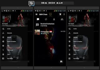 BBM MOD Iron Man