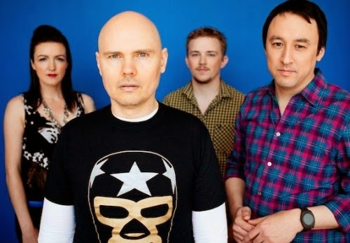 Smashing Pumpkins Working On Two Albums For 2015 Vvn Music