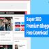 Super SEO Premium Blogger Template Free Download   No Footer Credit