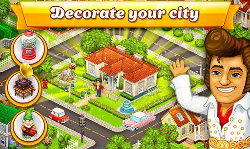 Cartoon City: farm to village Mod APK