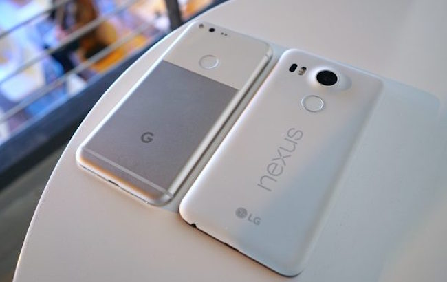 Google Ditches Nexus Lineup, Launches All-New Pixel Smartphones