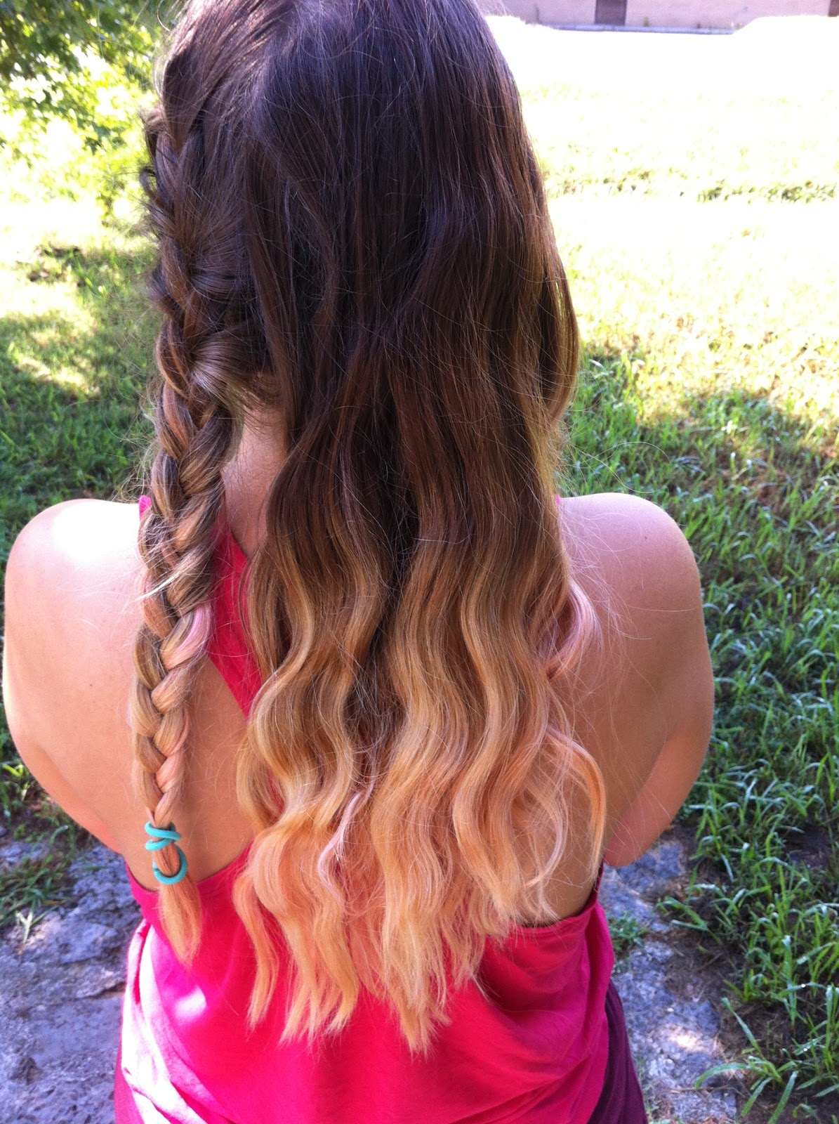 sleep ON IT: FRENCH BRAIDS TO BEACH WAVES