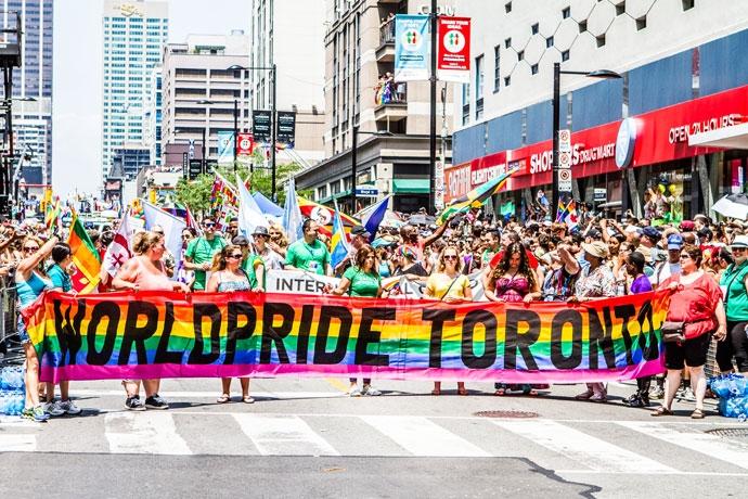 Toronto Gay Pride Parade