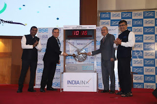 Exim Bank rings bell at INDIA INX with USD 500 mn bond listing
