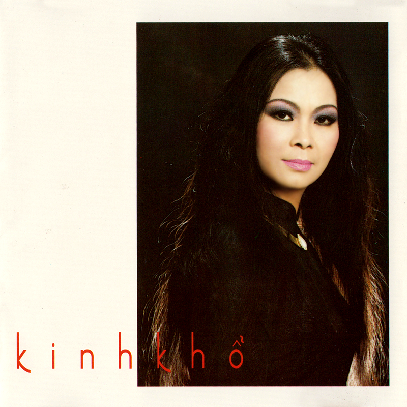 Khánh Ly CD - Kinh Khổ (NRG) + bìa scan mới