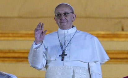 Pope tells Nigerians the meaning of politics