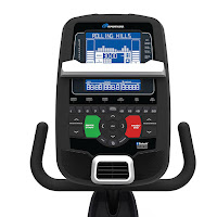 Nautilus R618 SightLine console with STN Dual Track blue backlit display