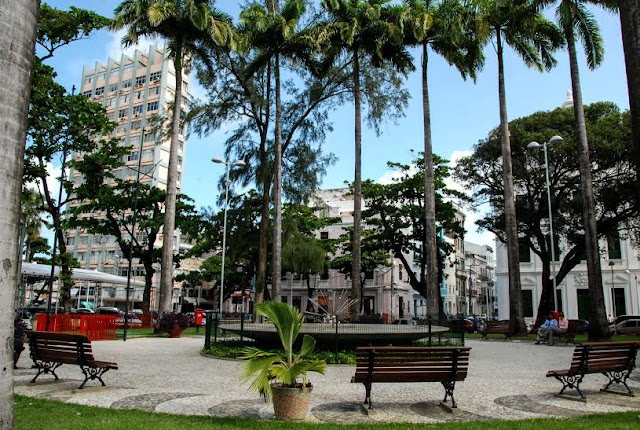 Praças de Burle Marx e influências do barroco  no Olha! Recife deste fim de semana