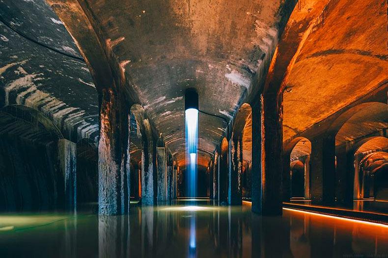 Cisternerne, una cisterna subterránea en Copenhague | Dinamarca