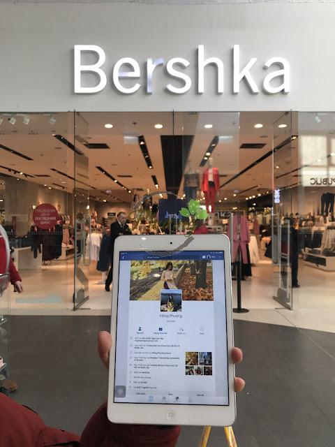 Order quần áo, giày dép các hãng Bershka, Zara, Mango, Pull Bear, Lefties - Hàng Nga chính hãng