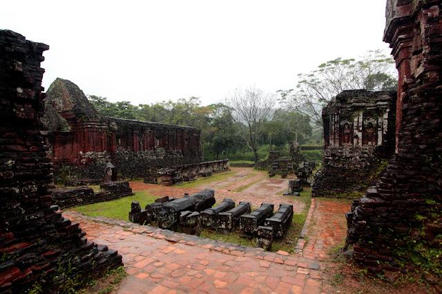 Templos de My Son