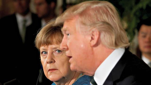 Τραμπ εναντίον Γερμανίας: «Είναι κακοί, πολύ κακοί»