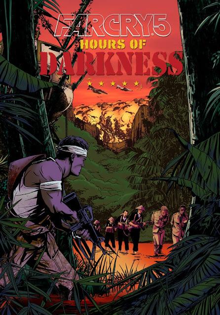 โหลดเกมส์ [PC] Far Cry 5 Hours of Darkness ภาคใหม่ล่าสุด