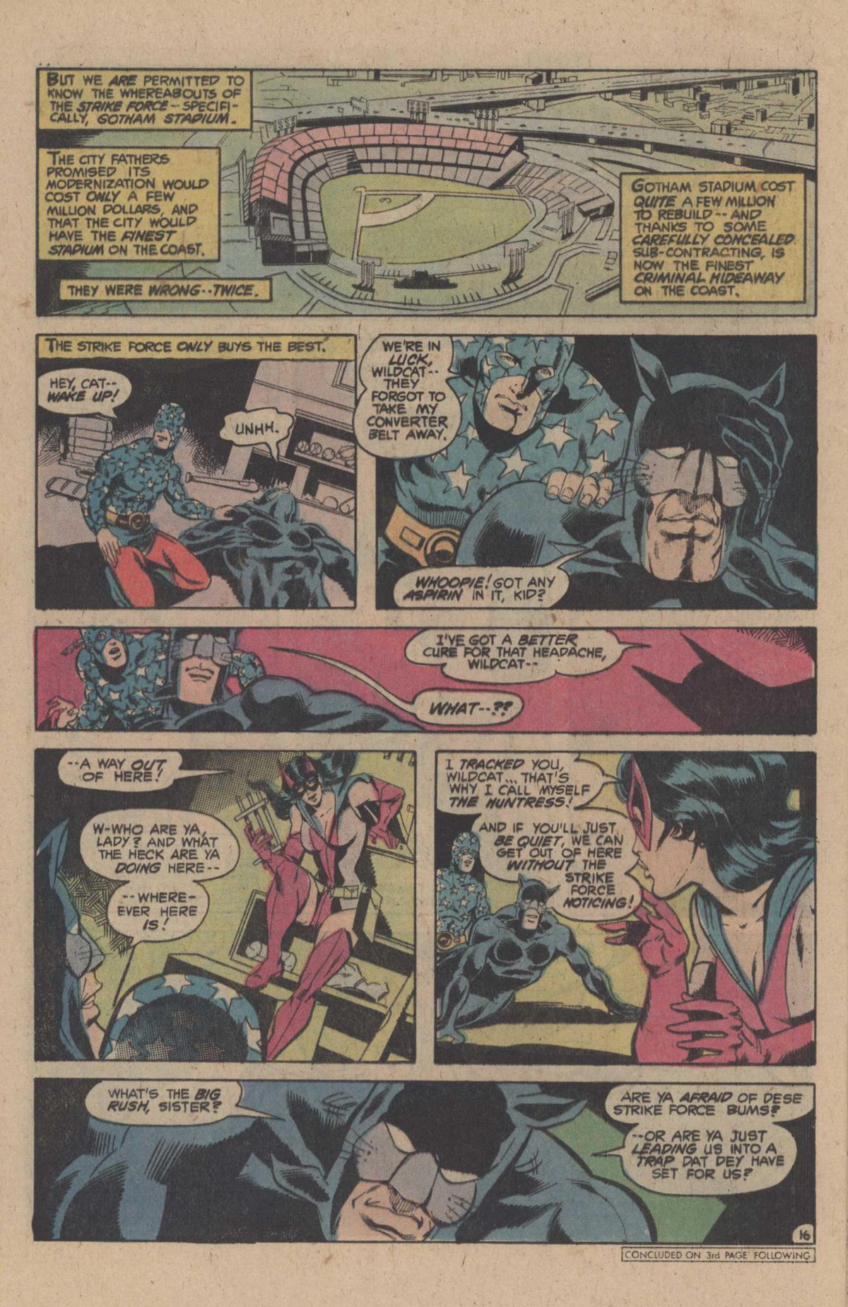 Read online All-Star Comics comic -  Issue #70 - 28