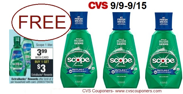 http://www.cvscouponers.com/2018/09/wow-2-free-crest-scope-mouthwash-this.html
