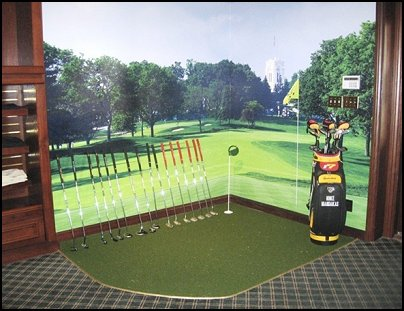Golf theme bedroom decor and golf theme bedroom decorating ideas