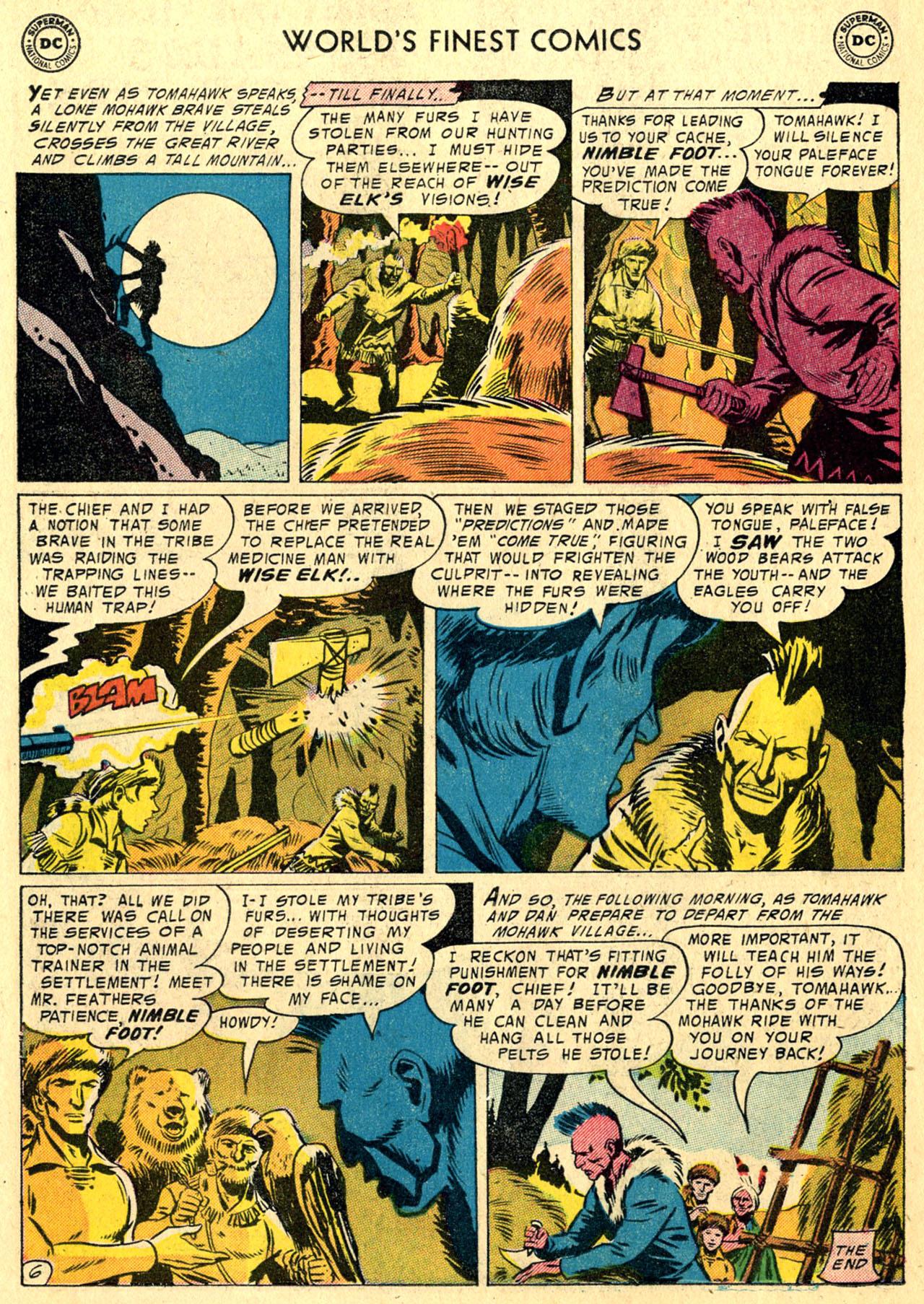 Read online World's Finest Comics comic -  Issue #82 - 21