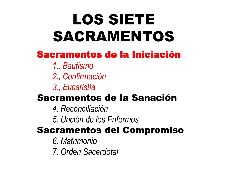Image result for los sacramentos de la iglesia catolica