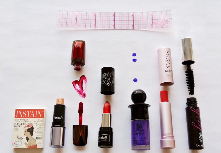 Free samples makeup