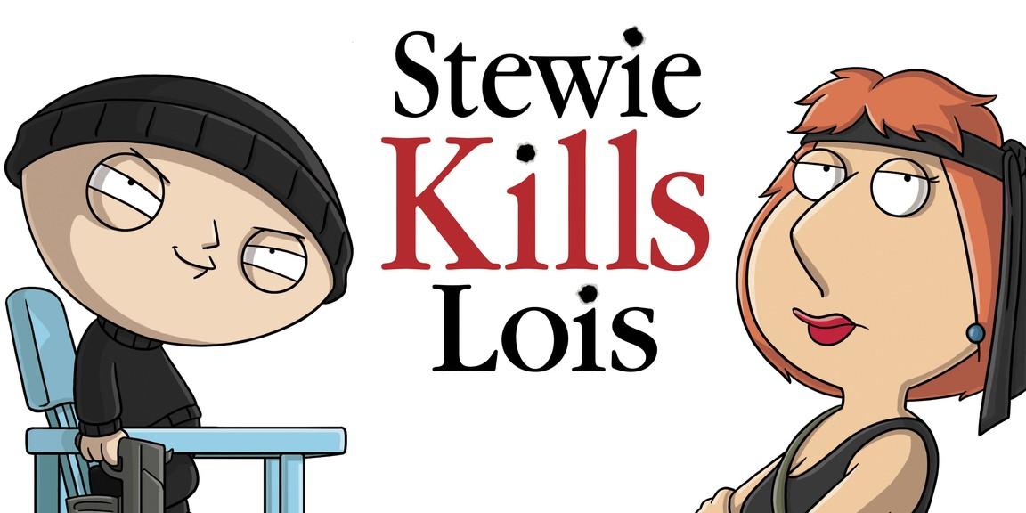 Family Guy - Season 6 Episode 4: Stewie Kills Lois (1)