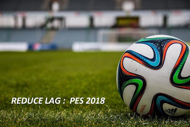 PES 2018 patah-patah