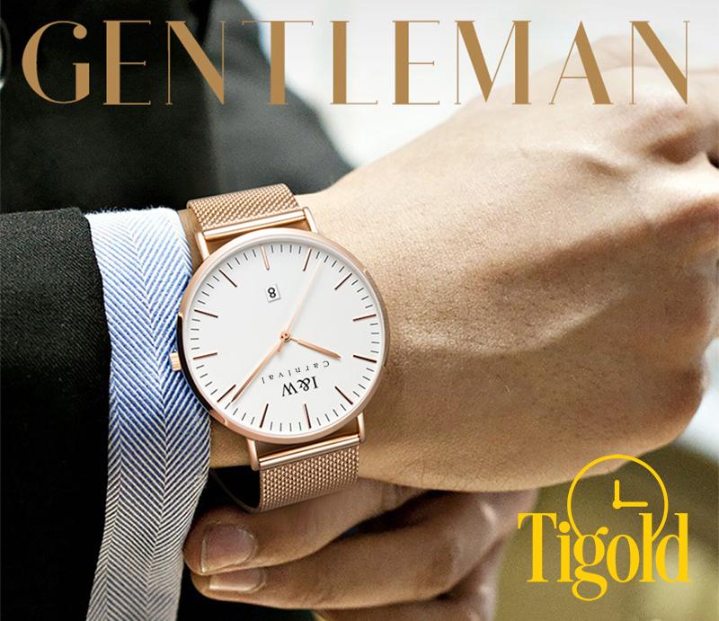 đồng hồ đeo tay nam carnival uy tín