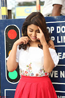 Shriya Saran looks super cute in off shoulder top and Red Skirt ~  Exclusive Celebrities Galleries 086.JPG